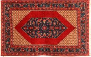 Armenian kilim crop