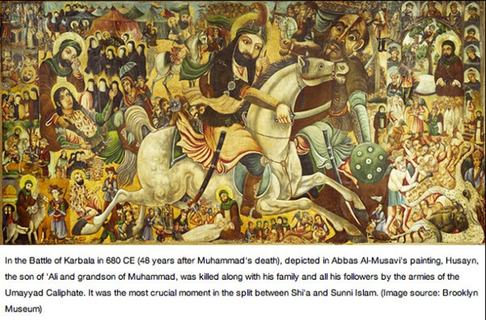Battle of Karbala large